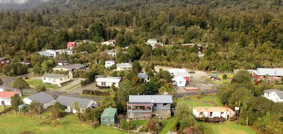 The West Coast still represents the country's most affordable housing. Pictured is Neil's Beach, in South Westland. Photo: Supplied
