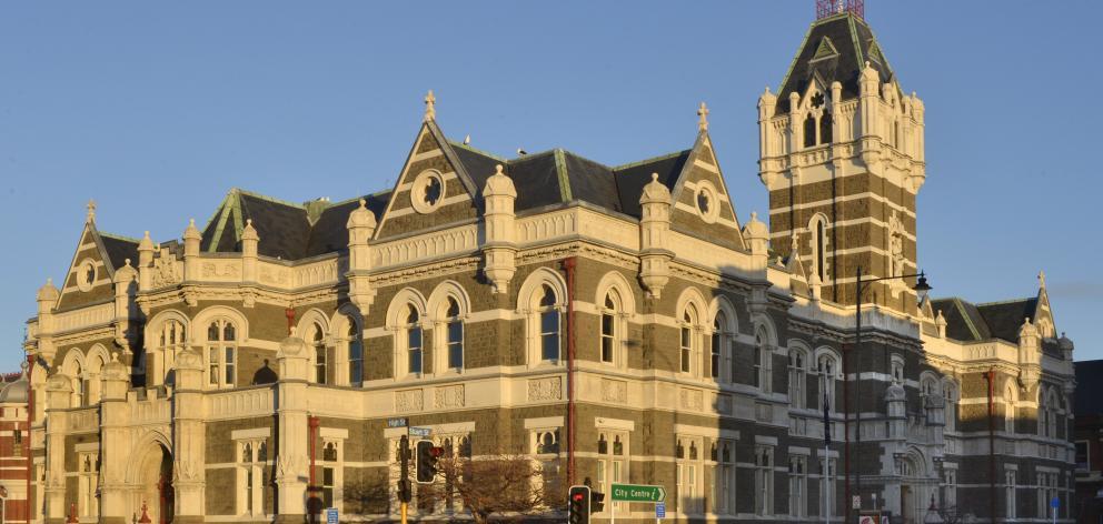 Dunedin District Court