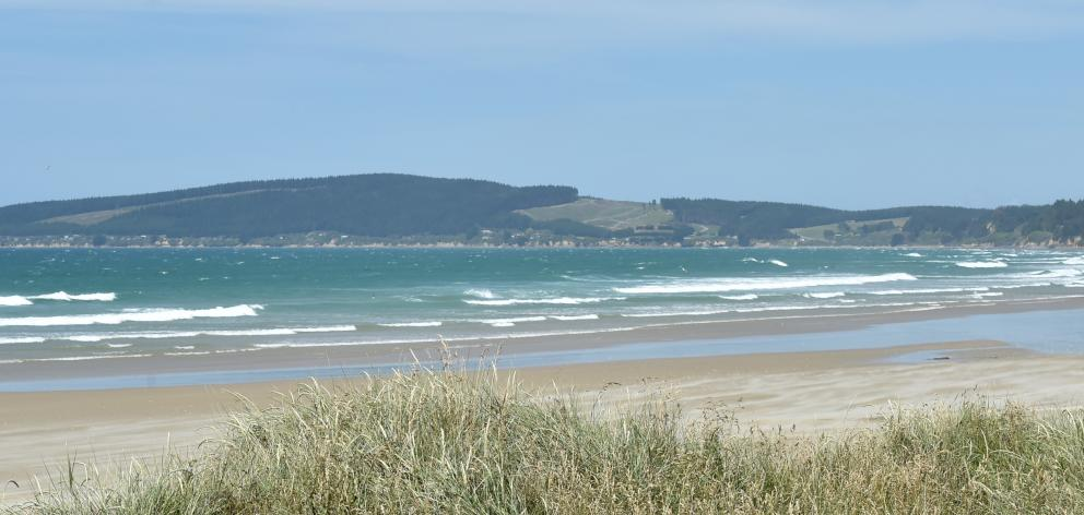 Emergency services are at Shag Point (pictured) after getting reports of a diver in distress. Photo: ODT file
