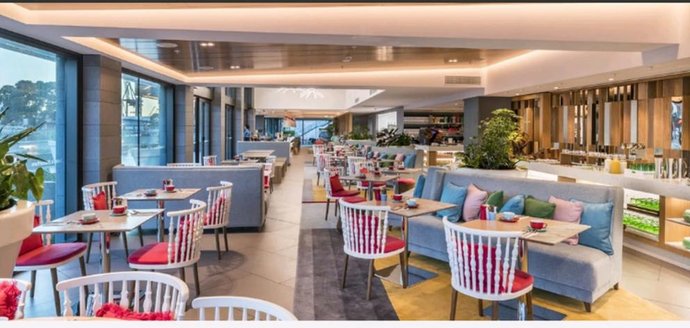 The couple have been offered exclusive use of M Social's onsite restaurant Beast and Butterflies....