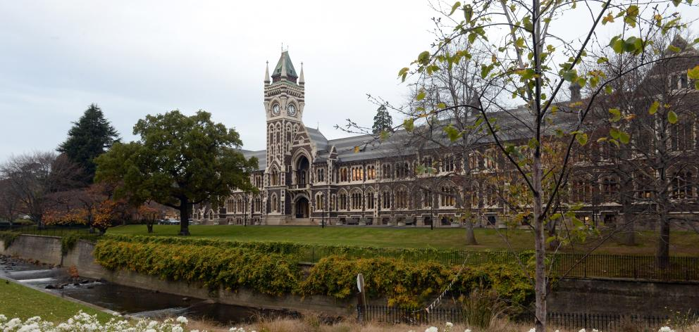 Some say those who work in the University of Otago's clocktower registry building have become cut...