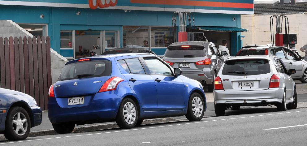 Dunedinites rushed to stores and petrol stations yesterday following the government's plea to not...