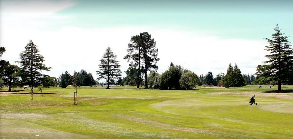 The Government has agreed that urgent upkeep and maintenance of golf courses and other ...