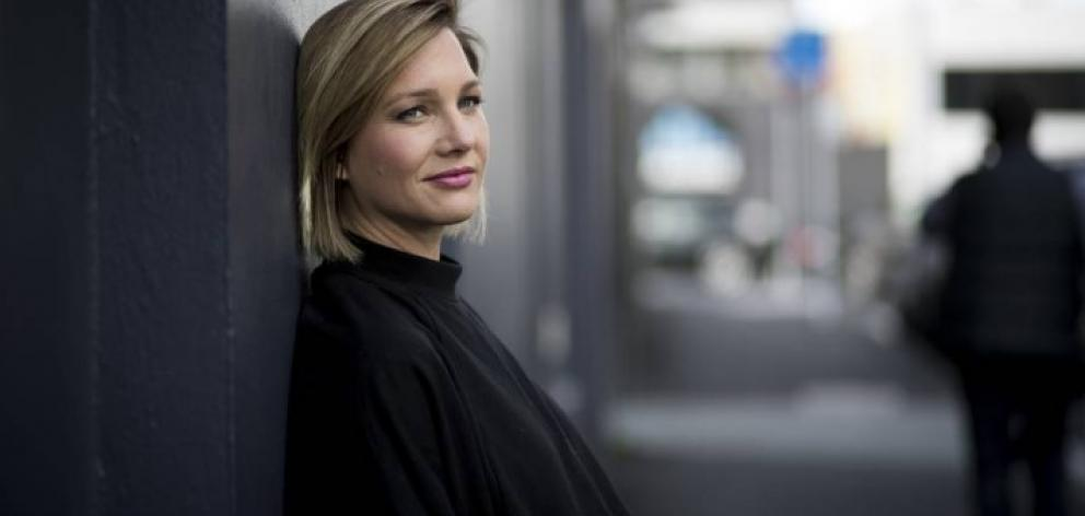 Hayley Holt will replace Hilary Barry on Breakfast. Photo: New Zealand Herald