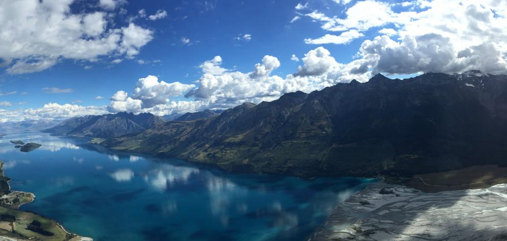 Stunning landscapes such as this at the head of Lake Wakatipu and the Dart Valley are home to...