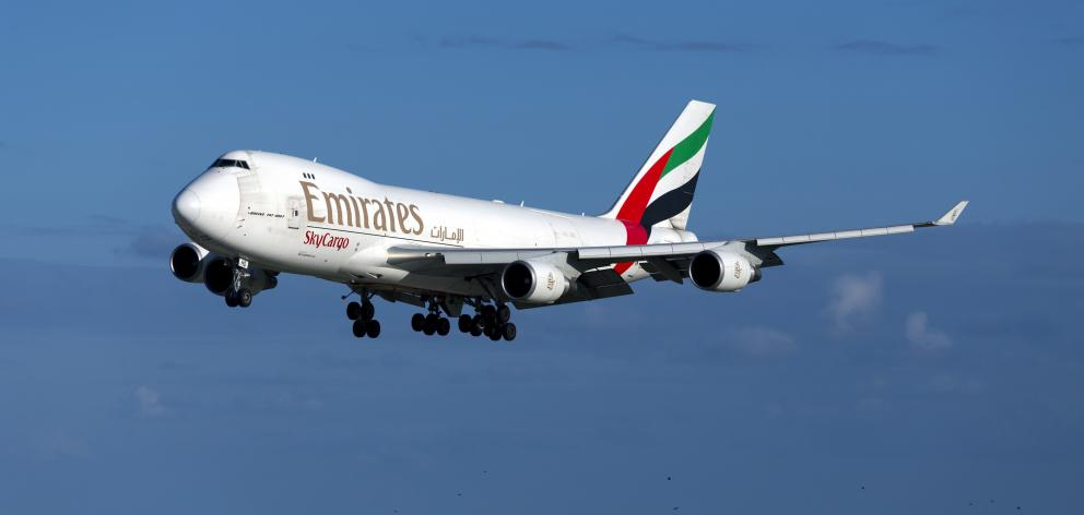 China has censured Emirates after two incidences. Photo: Getty