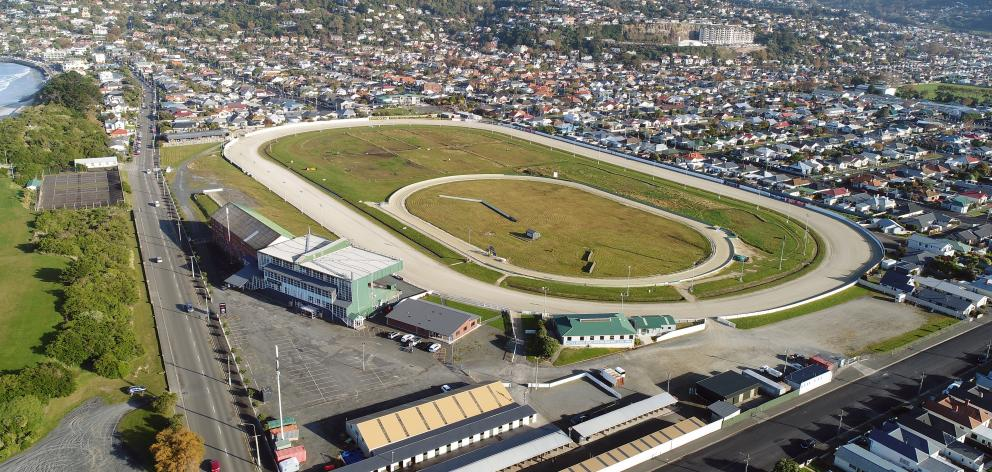 Dunedin's Forbury Park, which faces losing races next season,  is valued at nearly $8 million....