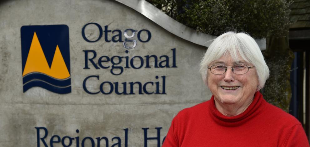 ORC chairwoman Marian Hobbs. PHOTO: ODT FILES