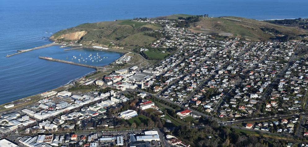Figures from REINZ show the median price for houses sold in the Waitaki district has risen from ...