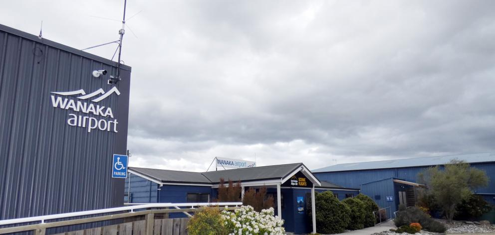 Wanaka Airport — what does the future hold? PHOTO: SIMON HENDERSON