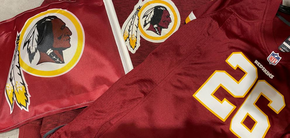 The team that became the Washington Redskins was founded in 1932 as the Boston Braves. They changed their name to the Redskins the following year and moved to Washington, D.C., in 1937. Photo: Reuters
