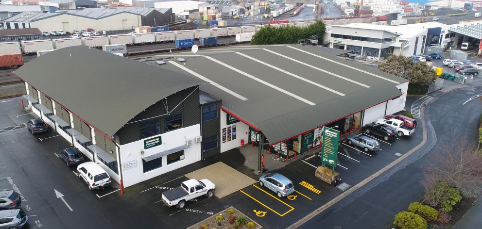 Farmlands will now work with its Dunedin staff to keep the site operating in conjunction with its...