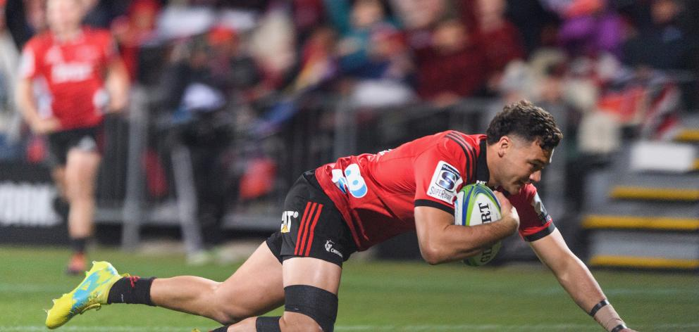 The Crusaders will donate $1000 to the Rural Aid's Disaster Recovery Fund for every try they...