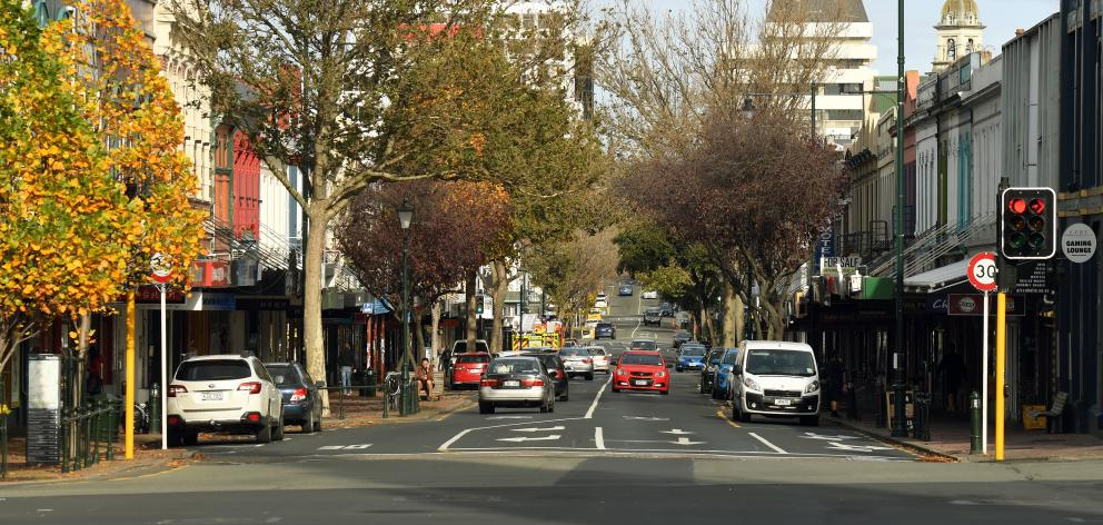 Traffic congestion and lack of parking are the most significant barriers for Dunedin shoppers...
