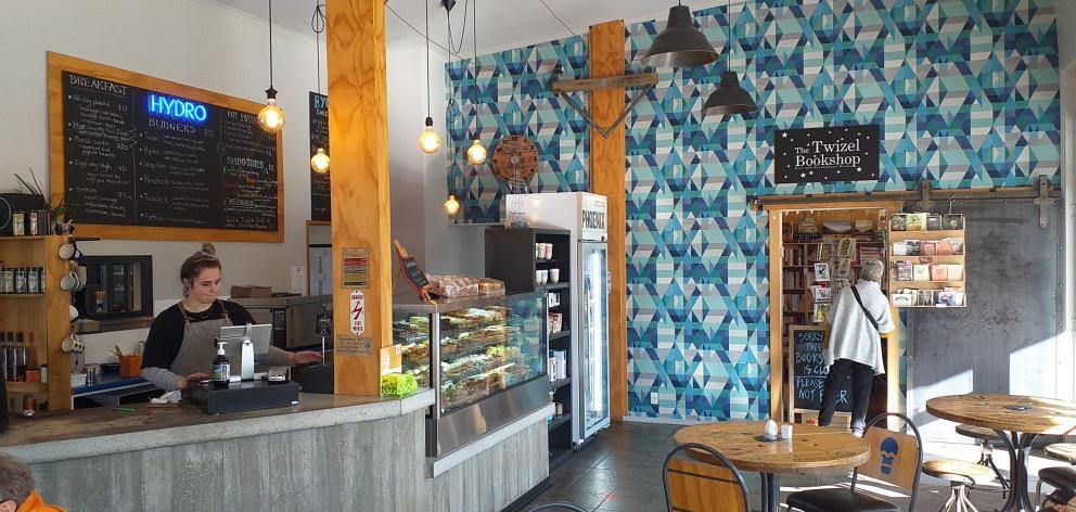 Hydro Cafe, Twizel.