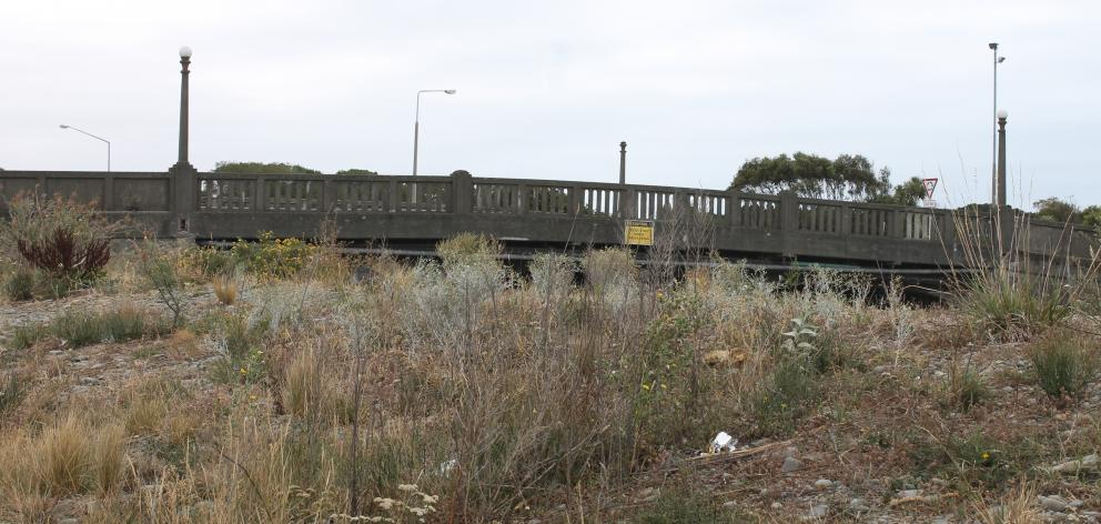 Pages Rd bridge. Photo: Supplied