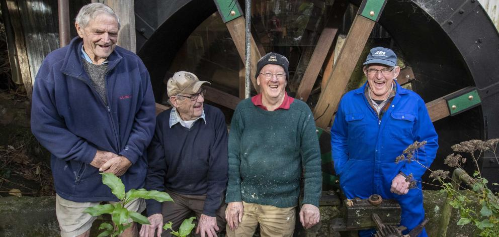 Malcolm Pearson 90, Dick Barnett 93, Colin McLeod 80, and Paul Willan 80 have shown a long...