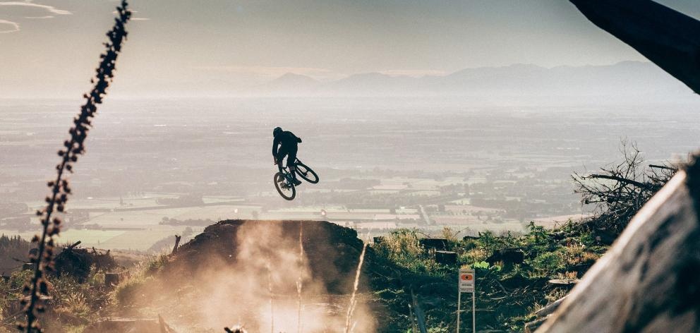 Christchurch Adventure Park boasts a plethora of high-octane mountain bike and walking trails,...