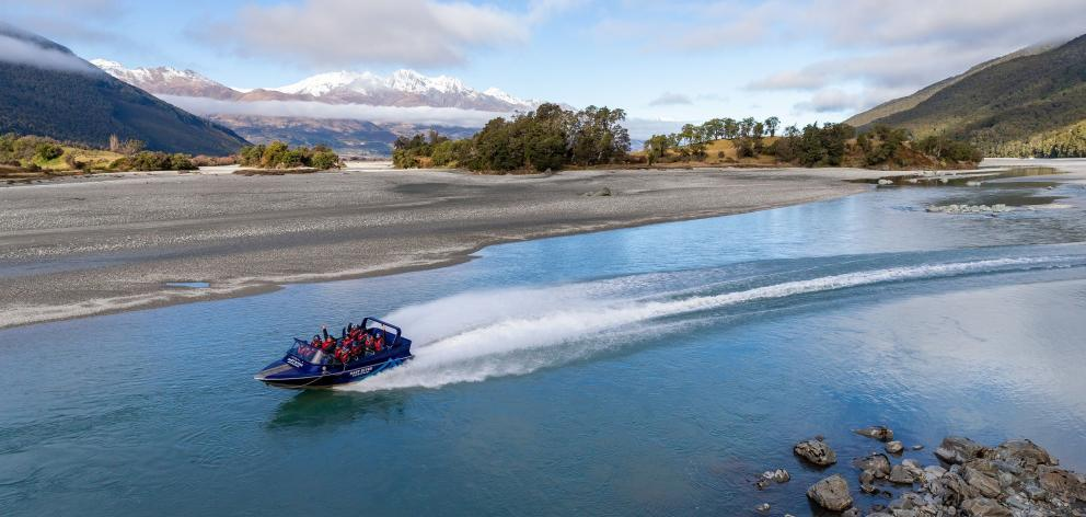 Dart River Adventures, which which has been in hibernation since March, received $450,000 in the...