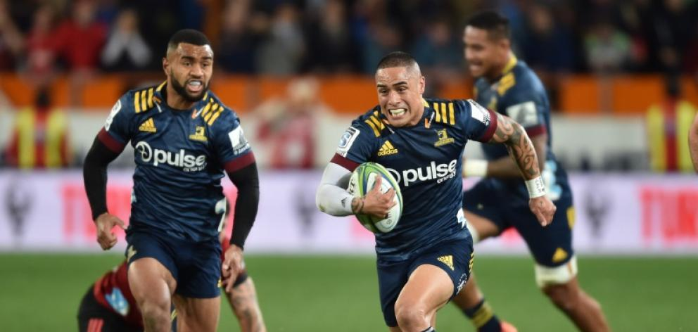 If restrictions last into the weekend, the Highlanders may play without a crowd this weekend....
