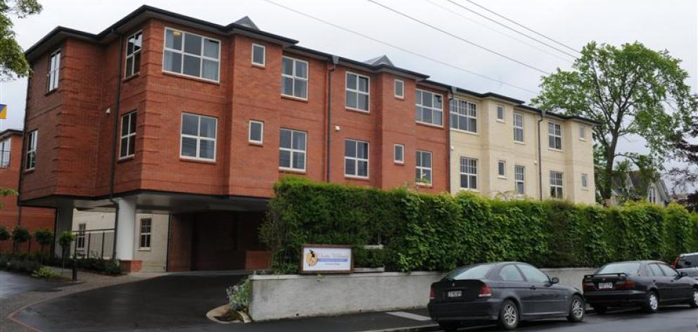 Ryman Healthcare, which operates the Yvette Williams home on Highgate, Dunedin, boosted the value...