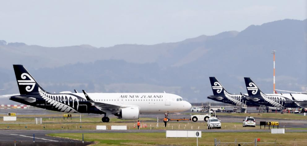 Air New Zealand plans to increase operating capacity for flights going in and out of Queenstown...