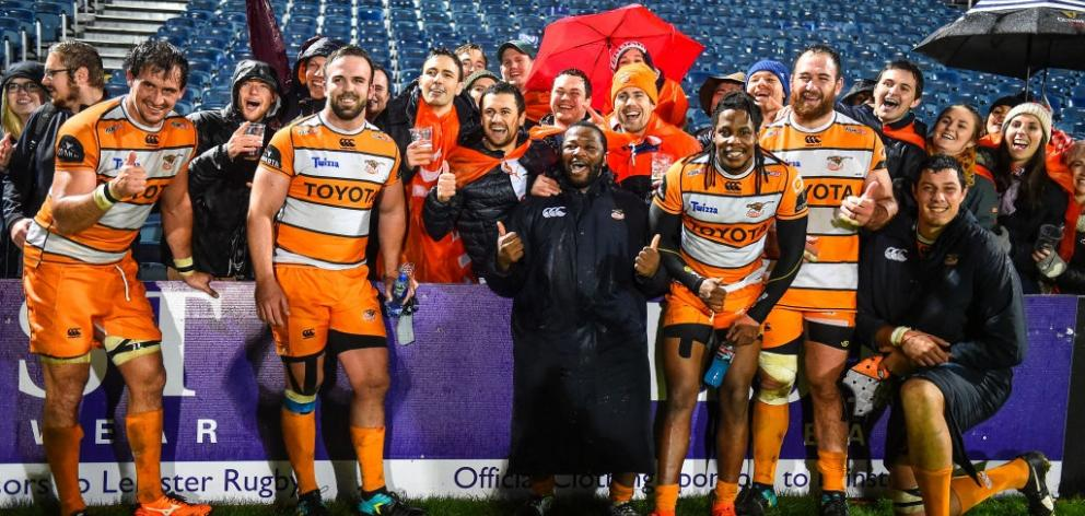 Former Super Rugby team the Cheetahs now play in the Pro14. Photo: Getty Images