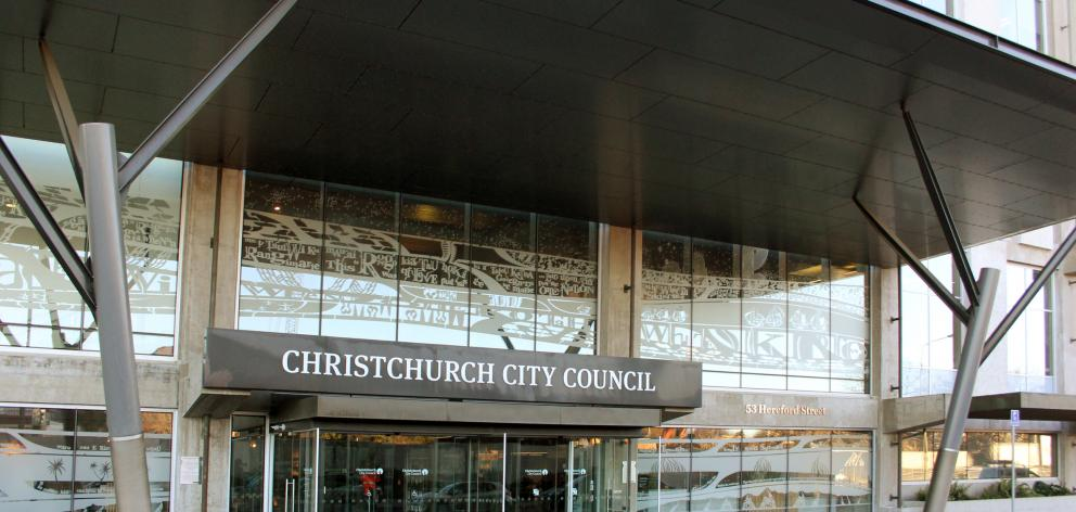 The city council has made an annual donation of up to $600,000 to the Christchurch Foundation since its inception in 2017. Photo: File