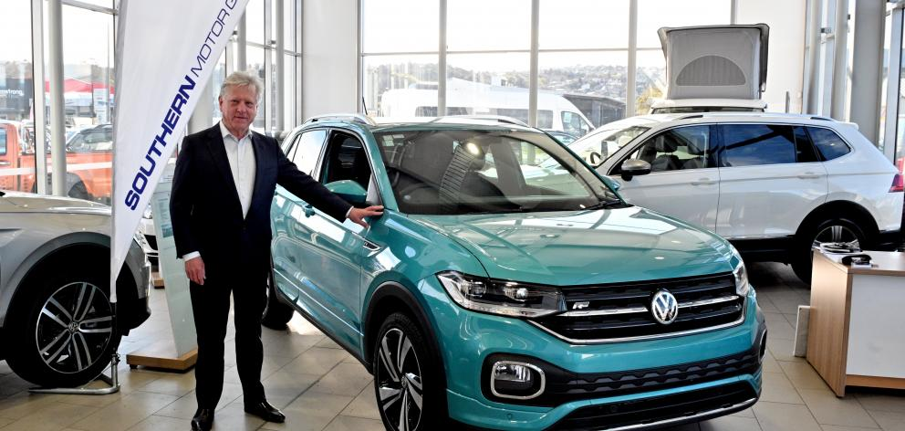 Southern Motor Group managing director Ken Cummings said he expected to be hit by a shortage of...