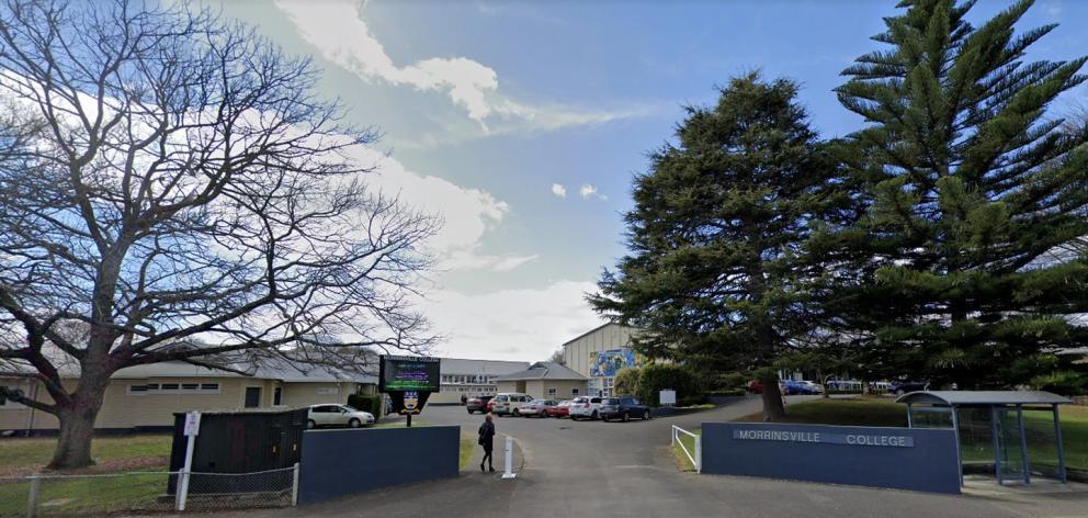 Morrinsville College. Photo / Google