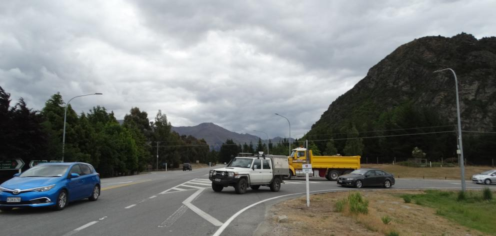 Development of land near Mt Iron and a roundabout at the entrance to Wanaka is still under...