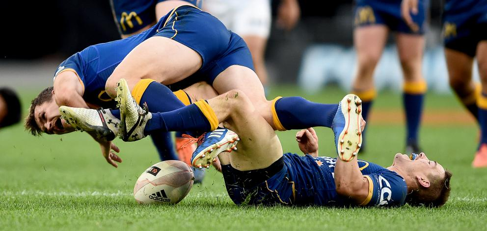 Otago has played 11 playoff games in the provincial championship since 2012 and won only three.