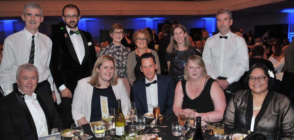 Mercy Hospital Dunedin won the excellence in service prize and was judged the overall ...