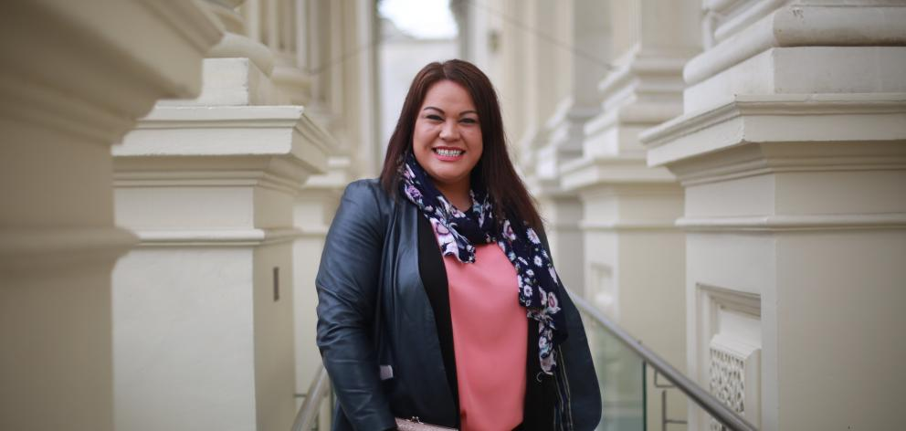 Waitaki district councillor Hana Halalele. PHOTO: REBECCA RYAN