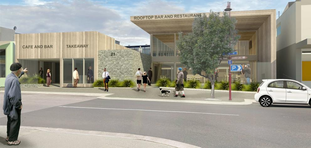 A multipurpose entertainment venue planned for lower Tarbert St ...