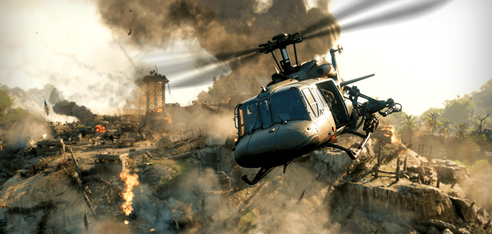 The Call of Duty series is known by several key identifiers - spectacular action set pieces,...