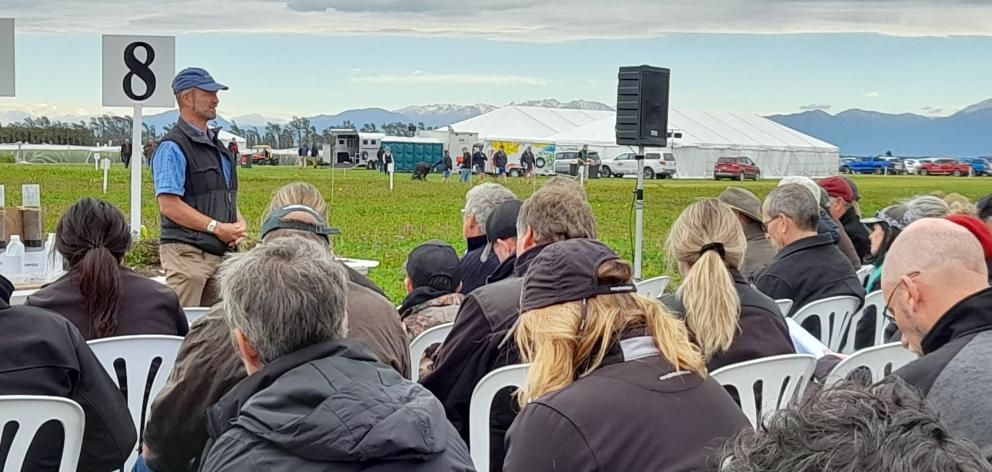 Lincoln Agritech's Peter Carey talks at Crops 2020 about catch crops: creating win-wins for...
