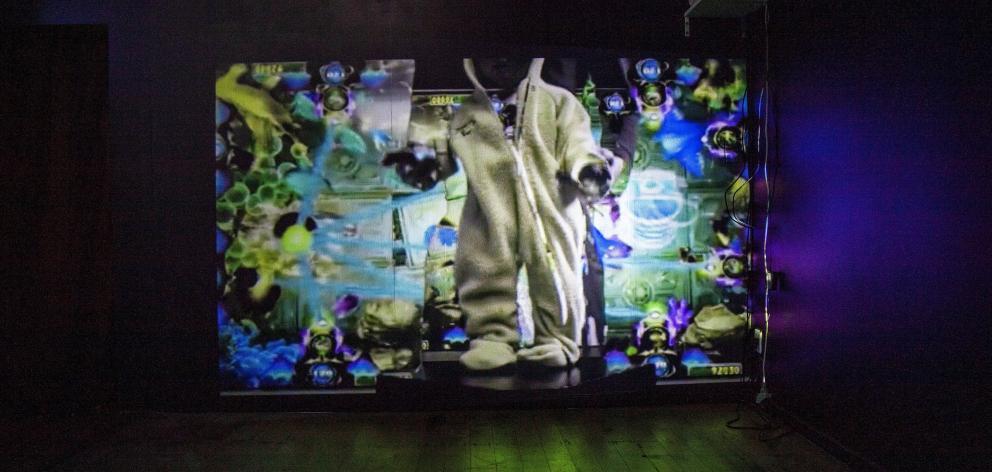 Joanne Francey and E-Kare's video collaboration. PHOTO: JONAS JESSEN HANSEN