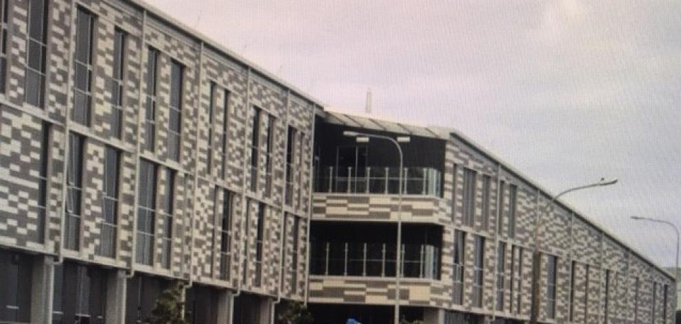 Te Nikau hospital. Photo: Greymouth Star