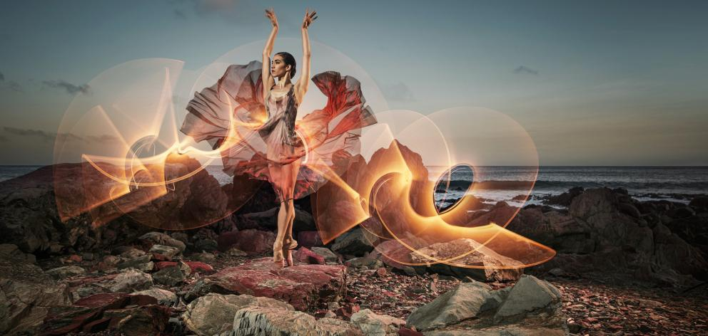 Firebird, by the Royal New Zealand Ballet, is coming to Dunedin. PHOTO: ROSS BROWN