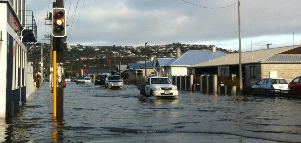 The replacement motion said the council agreed Otago must continue to prepare for climate change...