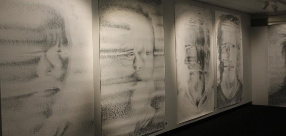 Tom Fox's Altered Neuro States art pieces are one of the new attractions of the He Waka Tuia Art ...