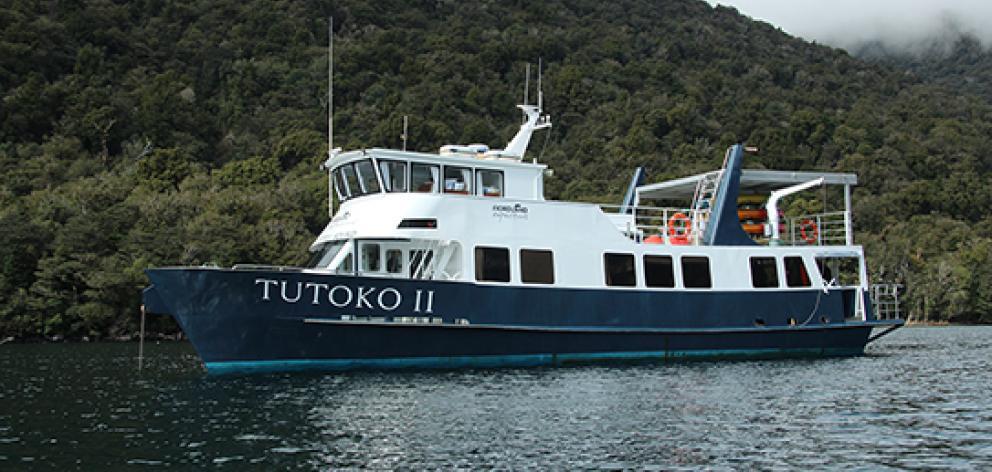 Photo: Fiordland Expeditions