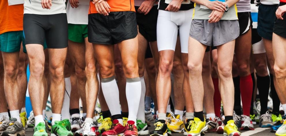 The new range of super shoes are a vast improvement on previous running shoes. PHOTO: GETTY IMAGES