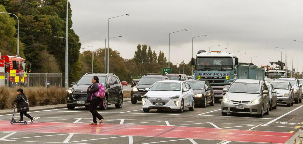 The New Zealand Transport Agency is investigating installing special lanes for high occupancy...