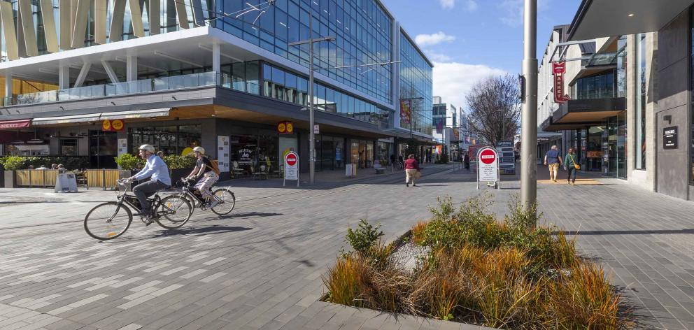 Some are concerned cyclists will put pedestrians in danger if the city council approves a plan...