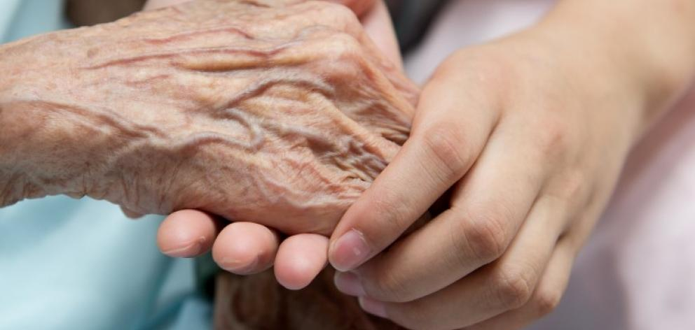 A recent survey found there is little job security in aged care work. Photo: file