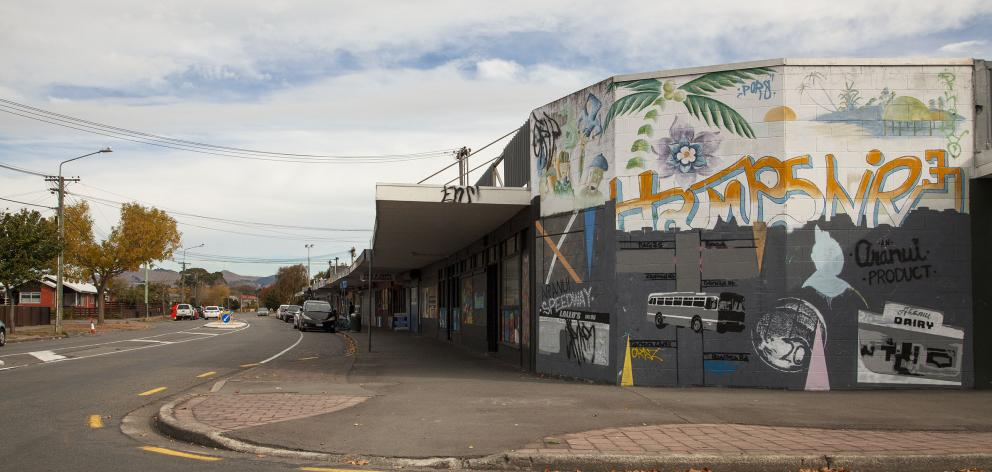 The Burwood Ward, which includes Hampshire St in Aranui, has one of the highest levels of...