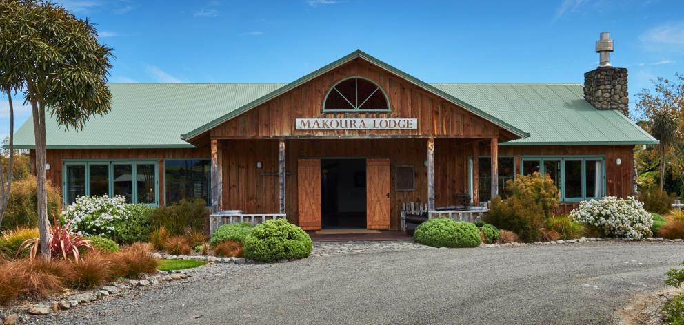 Makoura Lodge.