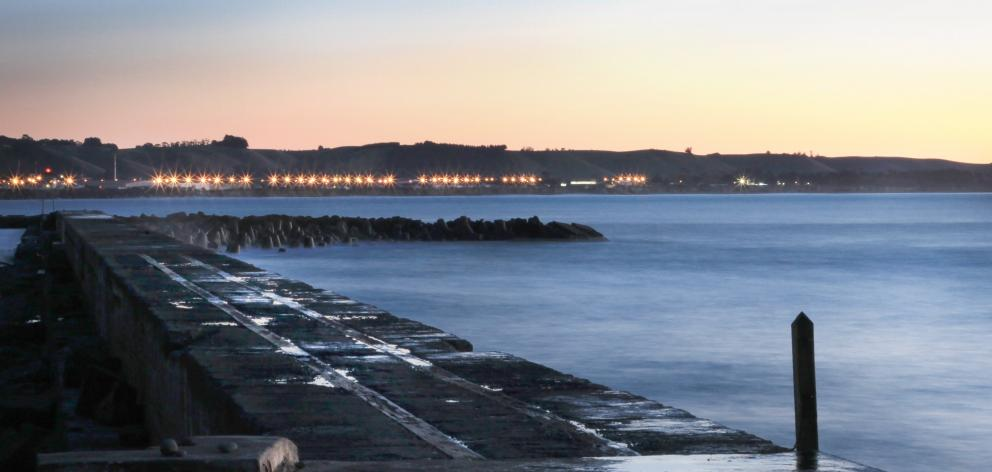 The Waitaki District Council is proposing to once again restrict access on Oamaru's breakwater...
